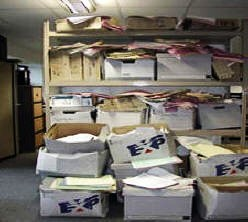 Mobile Shredding Company - Archive Shredding