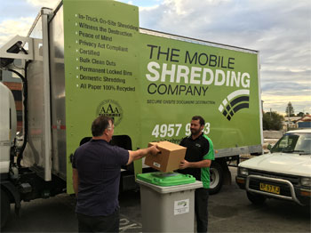 Community Shredding